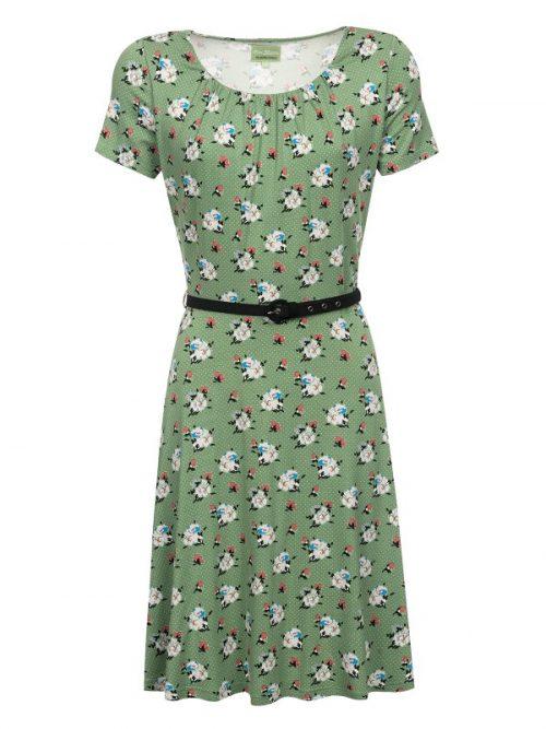 Vive Maria Memory Dress - Green Allover