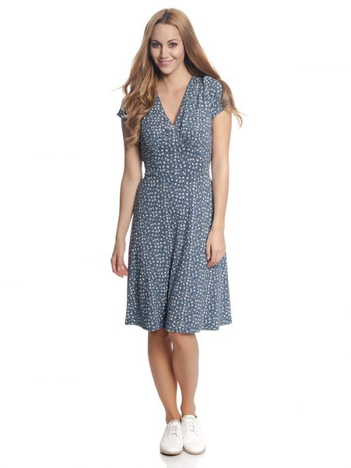 Vive Maria My Holiday Dress - Blue Allover