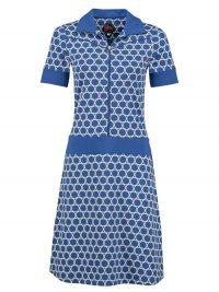 Tante Betsy Vera Dress Circles - Blue