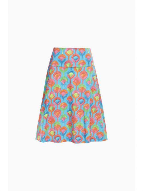 Lien & Giel Bodrum Skirt Lollypop - Blue