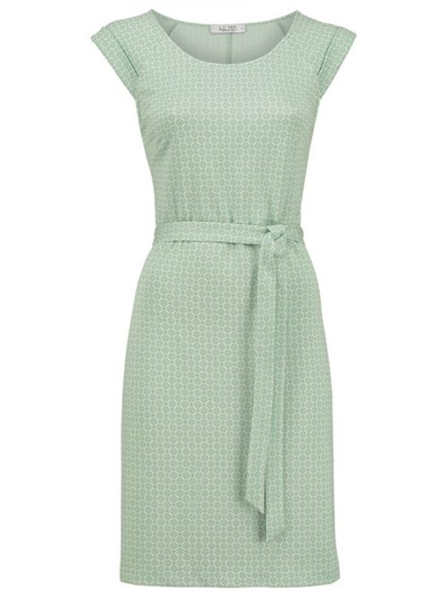 Le Pep Dress Emy - Grayed Jade