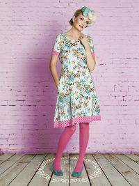 duMilde Caroline Tukans Dress