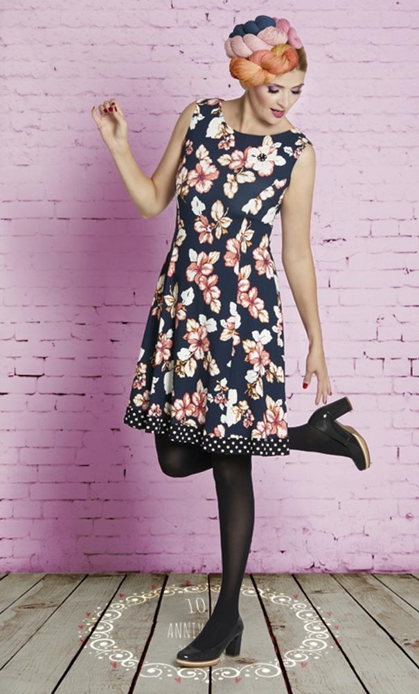 duMilde Oriental Ninna Dress