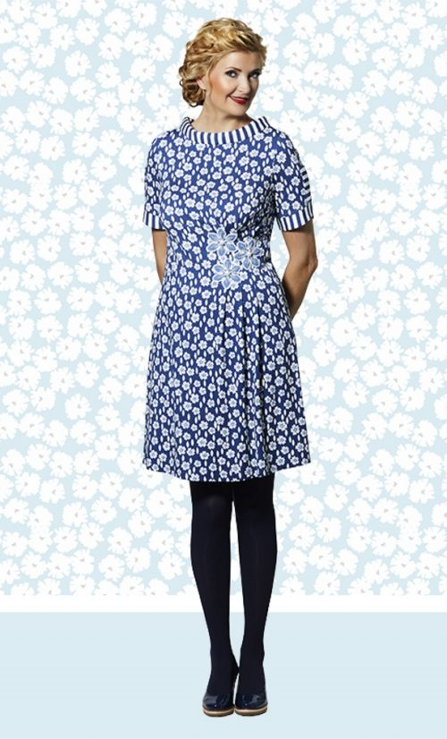 duMilde Sophisticated Poula Dress