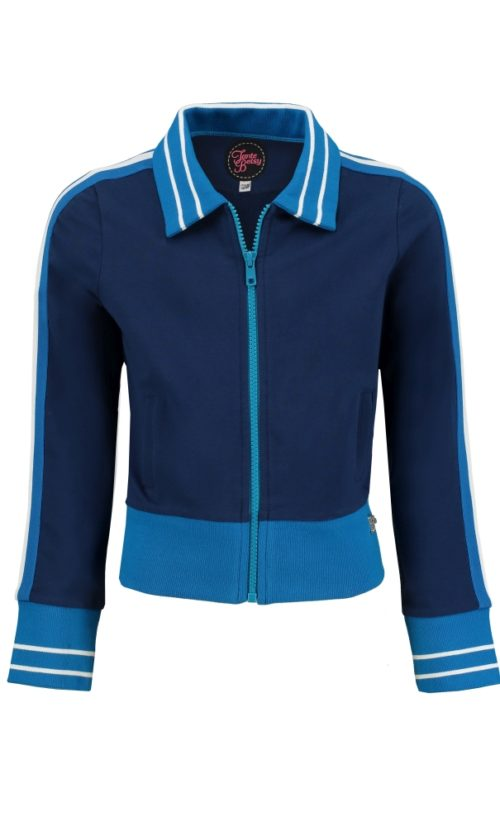 Tante Betsy Sporty Jacket Girl (Loopknit Solid)