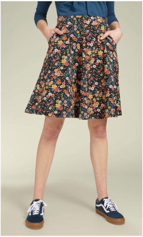 King Louie Sofia Skirt Flowerbed