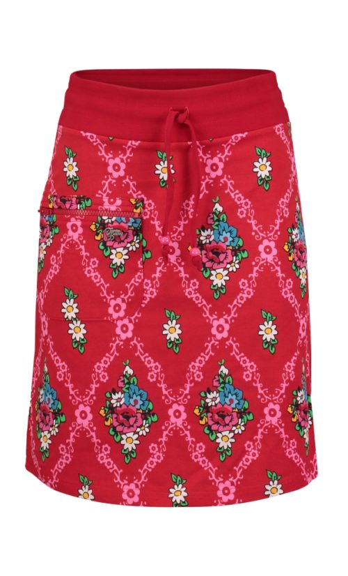 Tante Betsy Skirt Zipper Gardenia NV