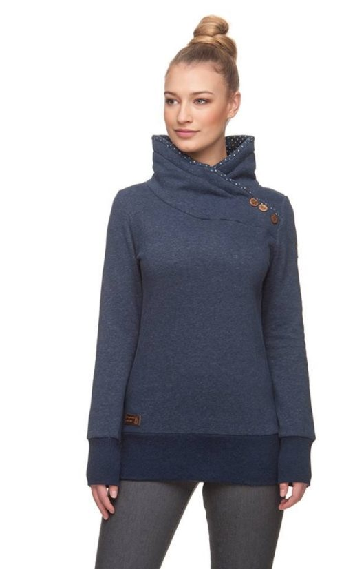 Ragwear Nest Sweat Shirt - Indigo