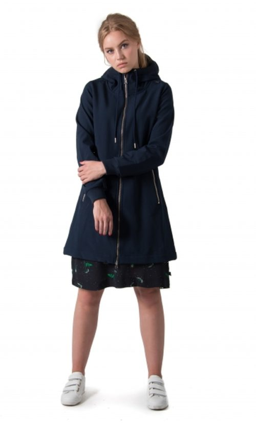 Danefae Jane Softshell Jas - Navy