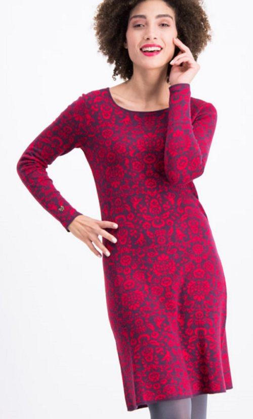 Blutgeschwister Swanlake Strickliesel Dress