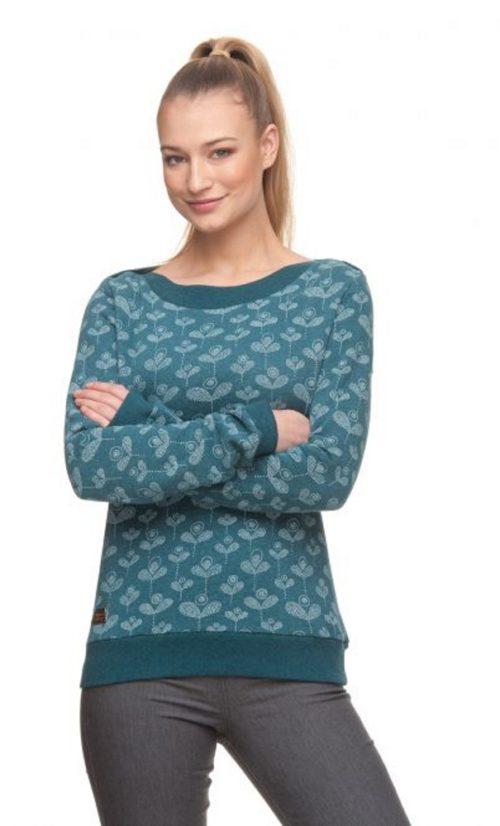 Ragwear Tashi Sweat Shirt - Green