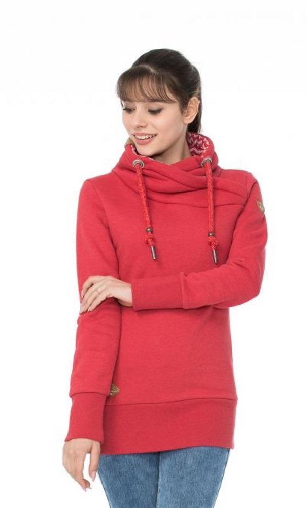 Ragwear Neska Sweatshirt - Red