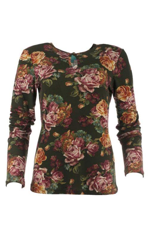 Lalamour T Shirt High Neck