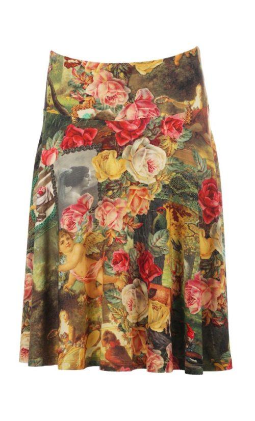 Lalamour Circle Skirt