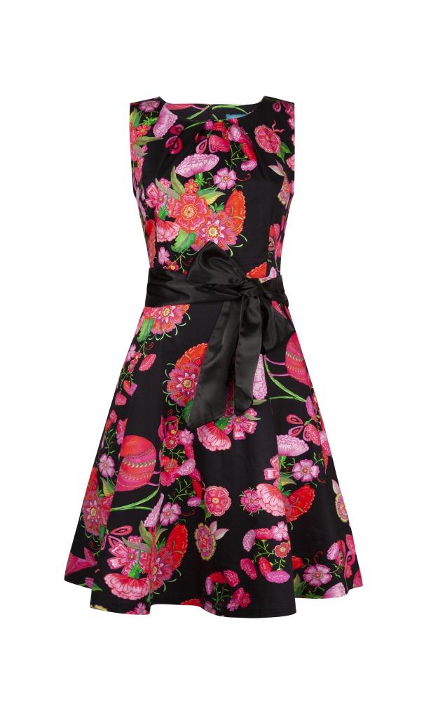 Lien & Giel Dee Dress - Birdie Black
