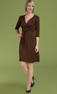 King Louie Betty Dress Winsome - Black