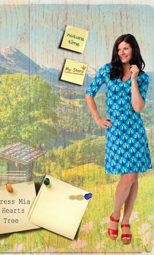 Tante Betsy Dress Mia Hearts Tree