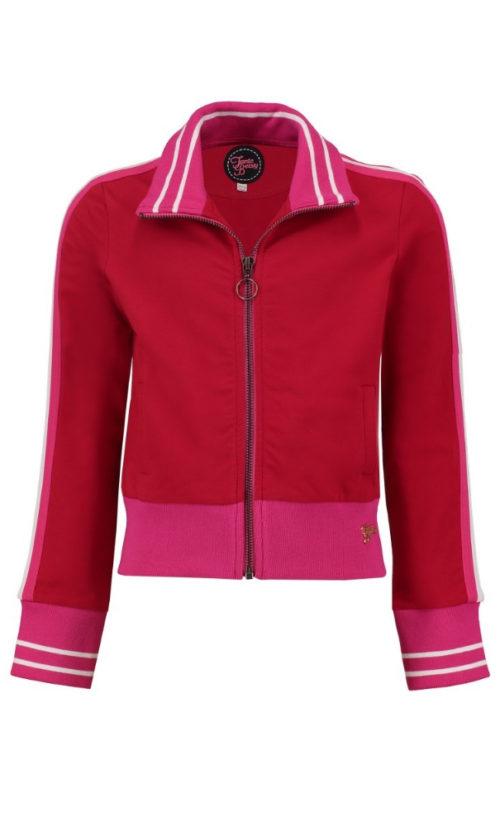 Tante Betsy Jacket Mini Rood