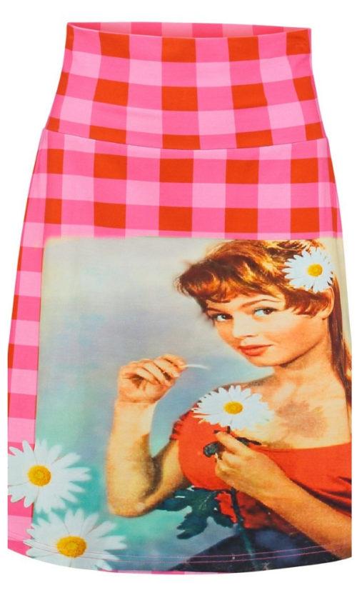 Tante Betsy OMG Kitschy Skirt Brigitte