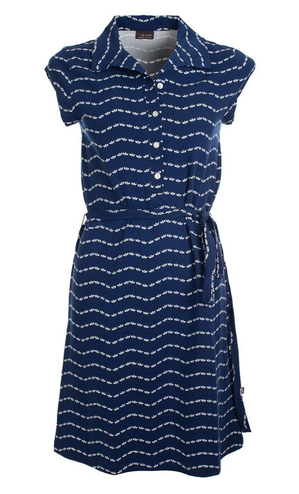 Froy & Dind Dress Tess Boats