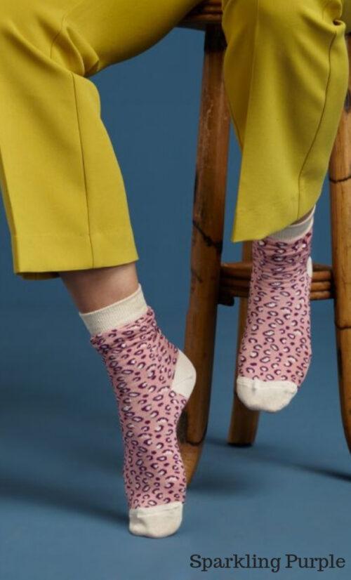 King Louie Socks 2-Pack Purr