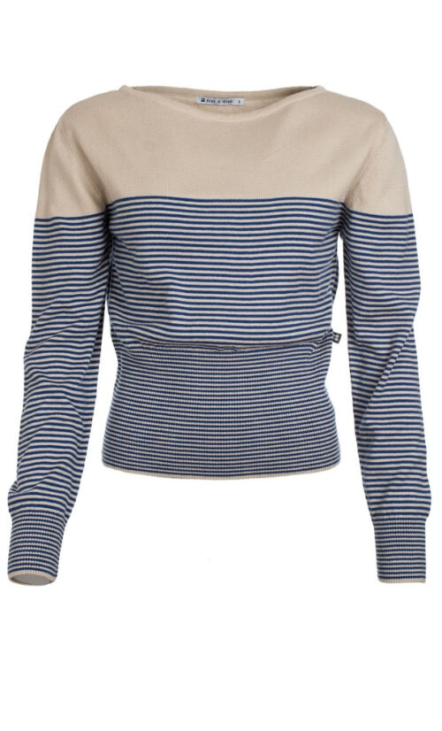 Froy & Dind Sweater Mina Stripes