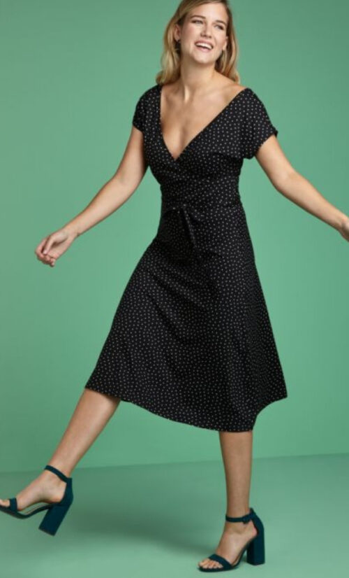 King Louie Mira Dress Little Dots