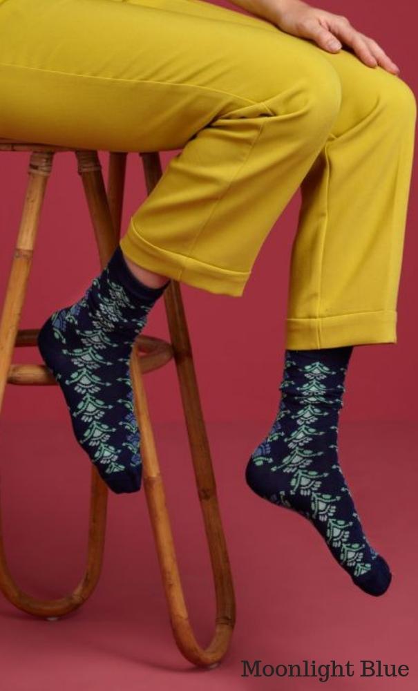 King Louie Socks 2-Pack Cancan