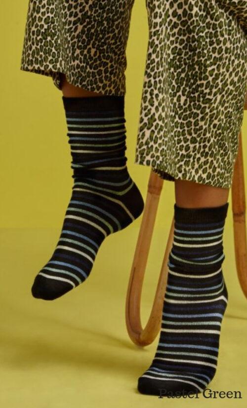 King Louie Socks 2-Pack Breton