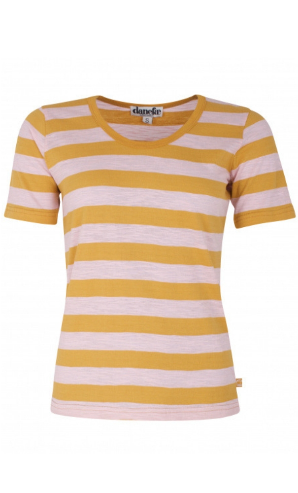 Danefae Scoop Neck Tee