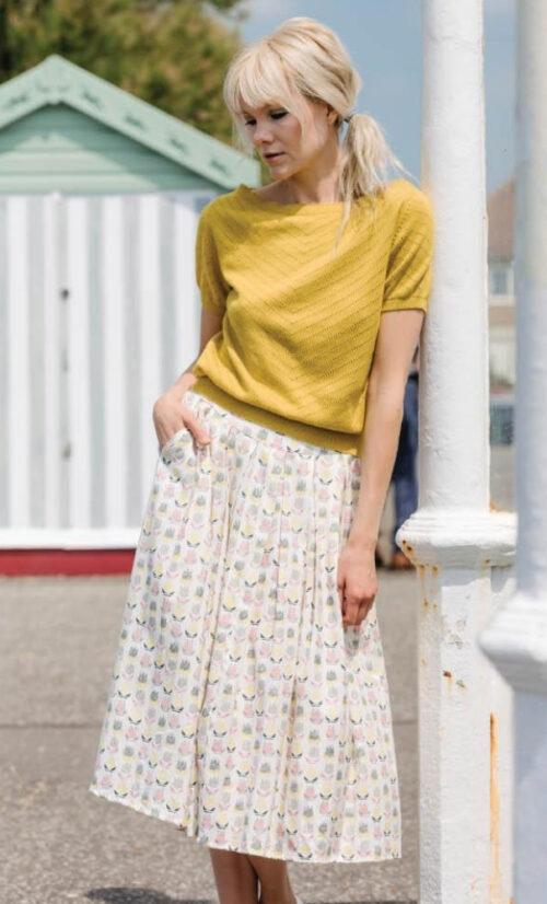 Pretty Vacant Sarah Skirt Tulip