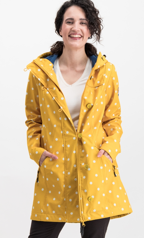 Blutgeschwister Wild Weather Long Anorak