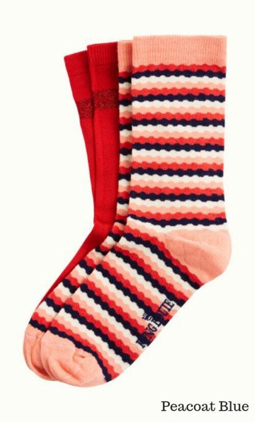 King Louie Socks 2-Pack Como