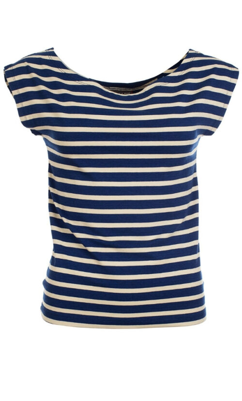 Froy & Dind Shirt Ada Stripes Marine