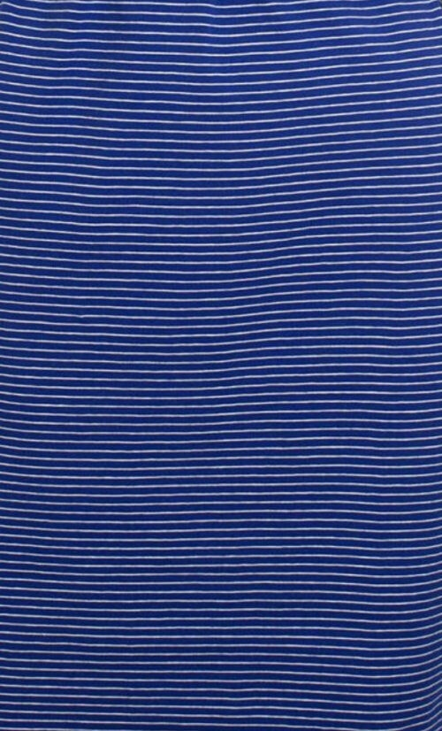 Froy & Dind Dress Mathilde Stripes Blue