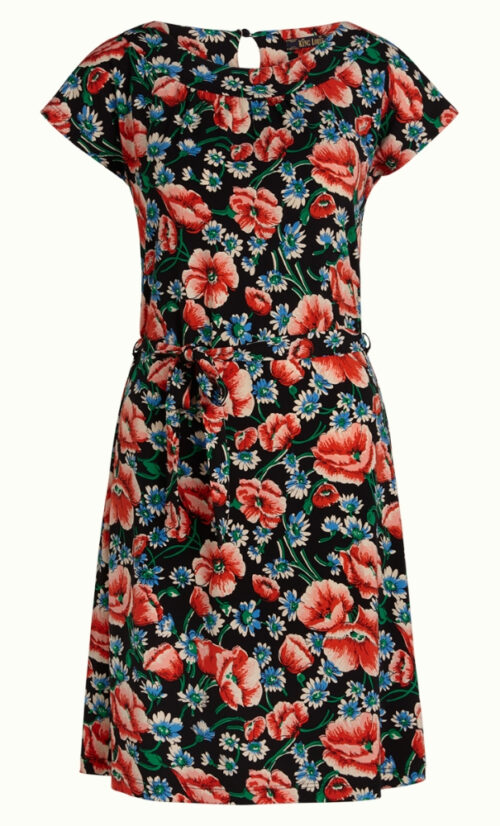 King Louie Shirley Dress Flora