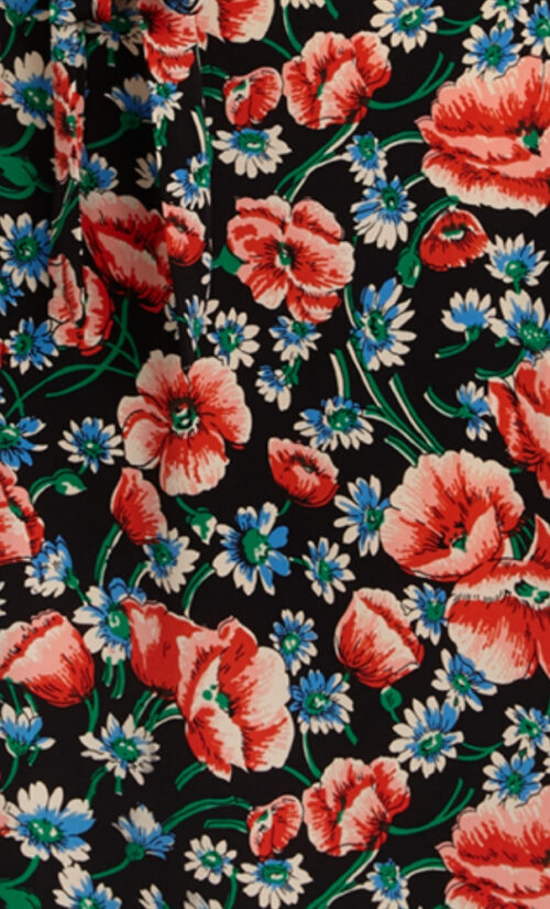 King Louie Serena Skirt Flora