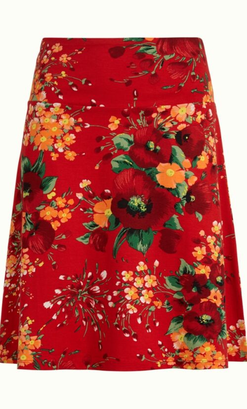 King Louie Border Skirt Splendid
