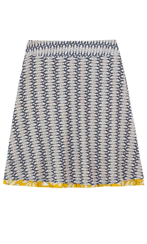 White Stuff Fish Out Of Water Reversible Skirt