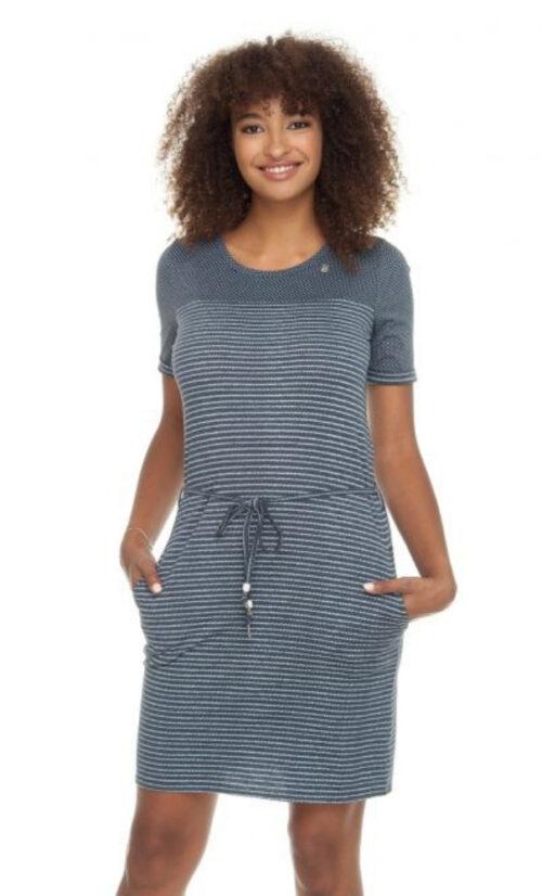 Ragwear Nuggie Dress - Navy