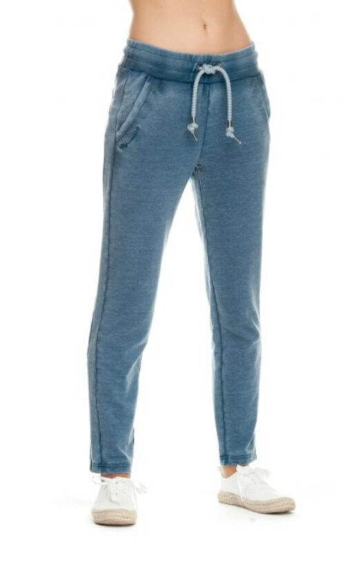 Ragwear Lumira Pants - Denim Blue