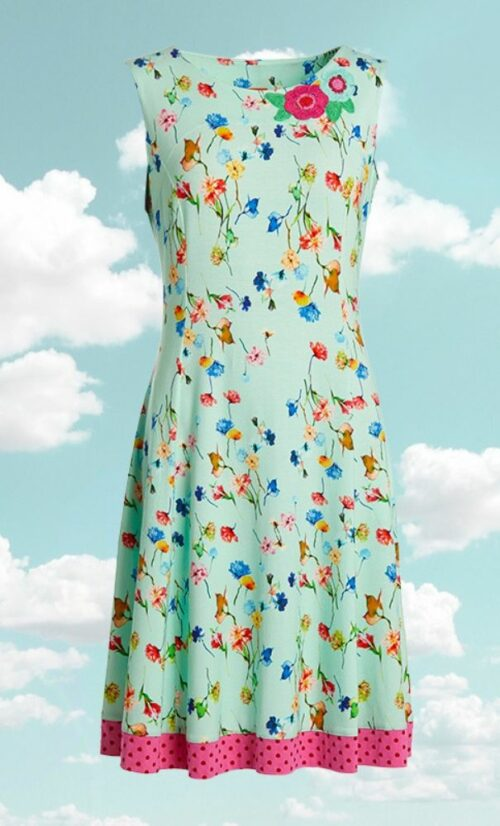 DuMilde Ninnas Pastels Dress