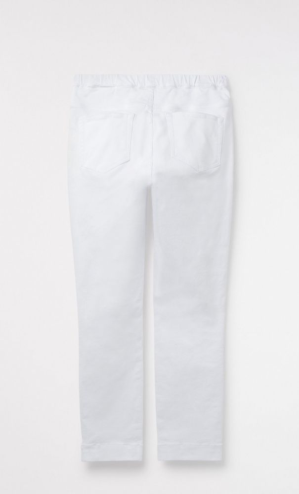 White Stuff Jade Jegging Capri - White