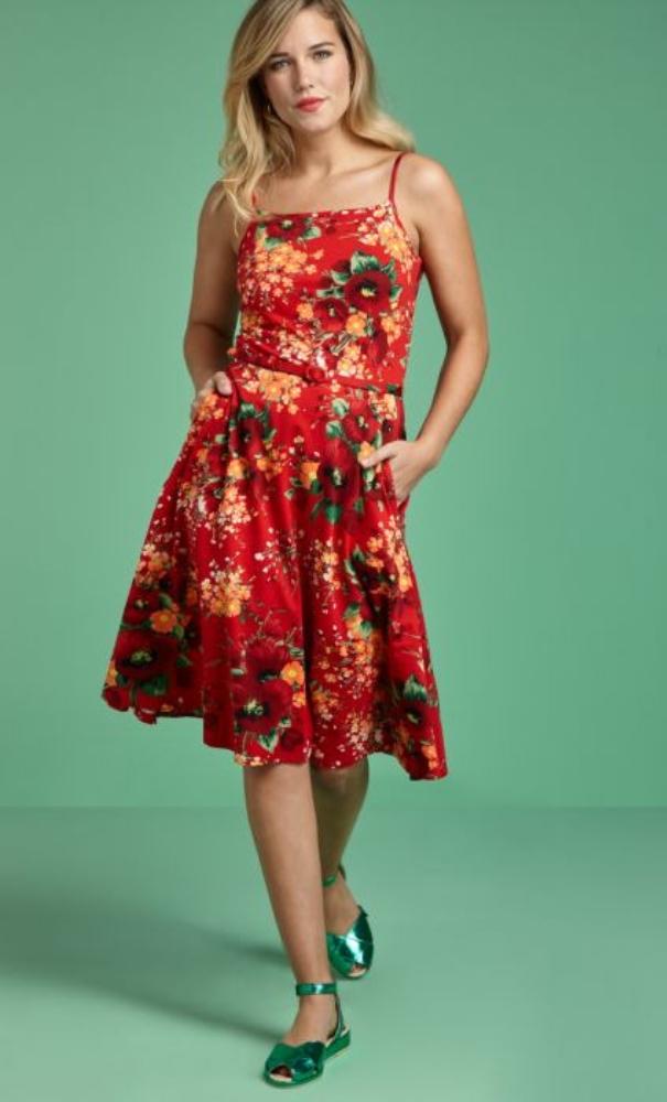 King Louie Summer Betty Dress Splendid
