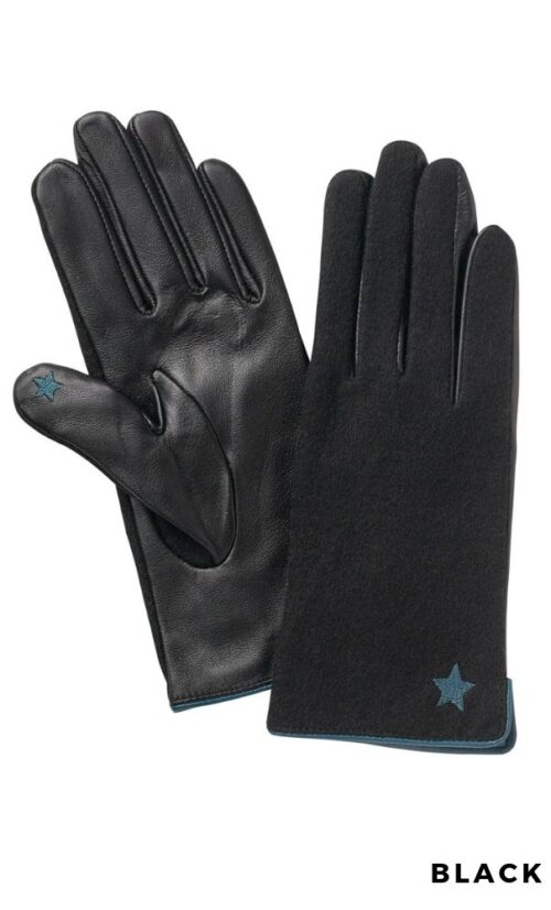 White Stuff Lucy Leather Glove