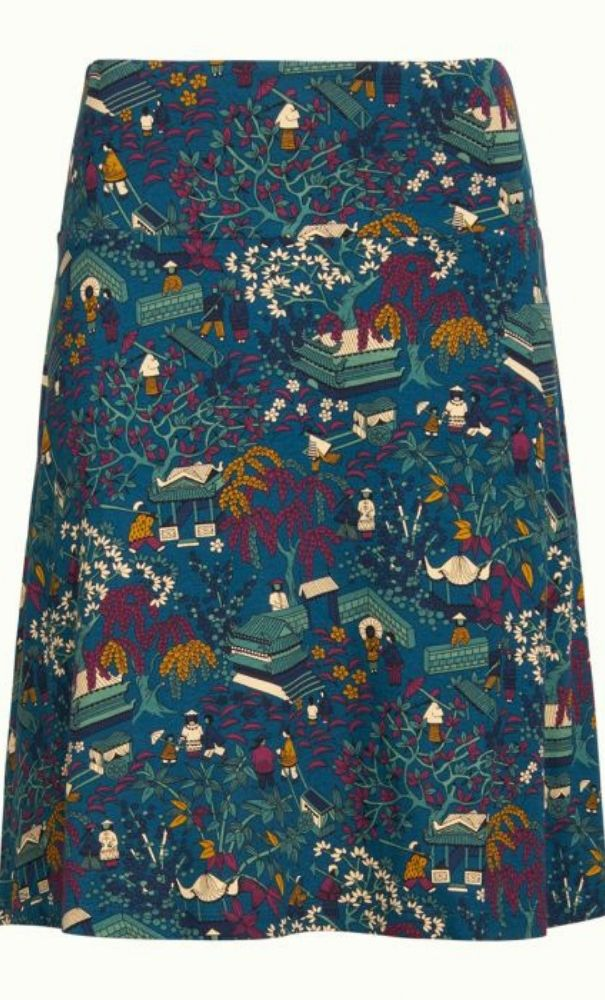 King Louie Border Skirt Manzai