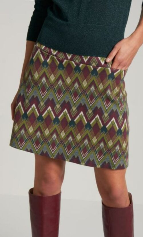 King Louie Olivia Skirt Skye