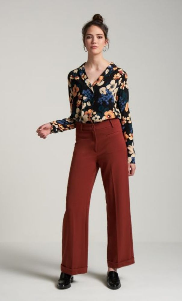 King Louie Marion Blouse Tennessee