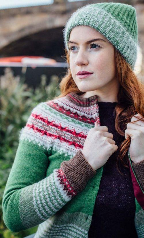 Eribé Alpine Cardigan