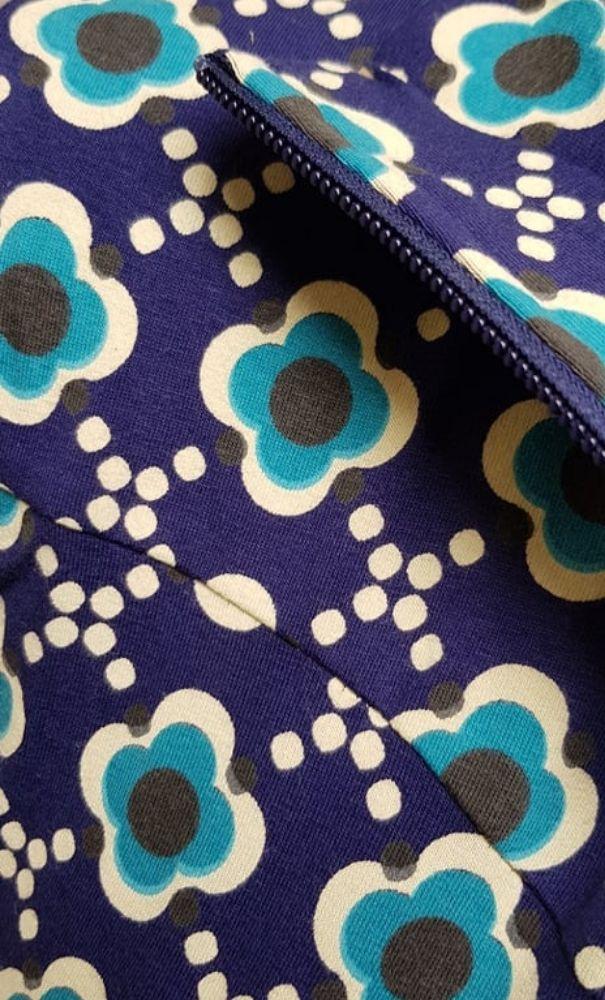 Tante Betsy Dress Zipp Retro Connection